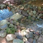 Small Boulder Stream Bed